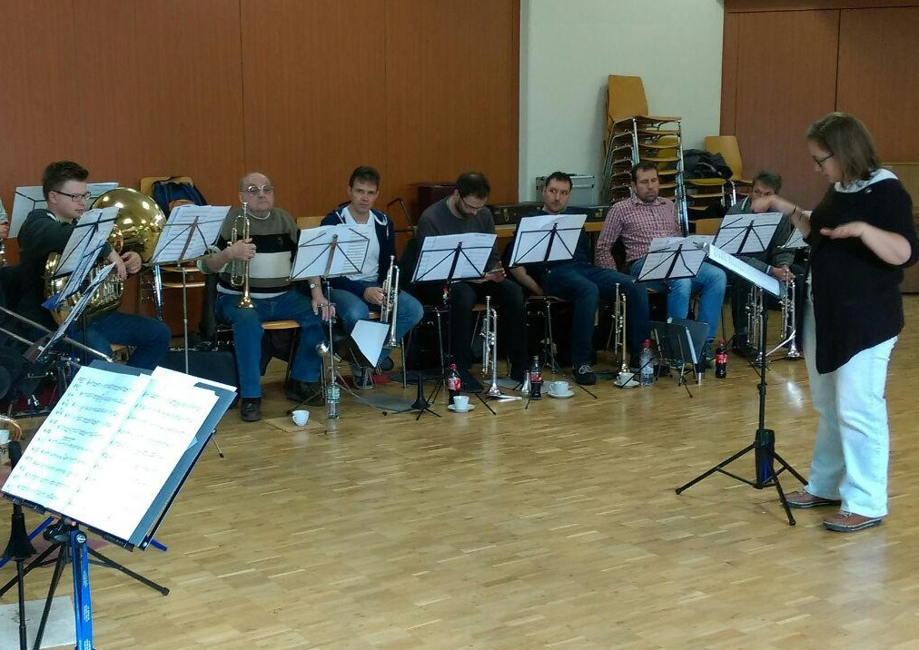 Probenwochenende des Großen Orchesters