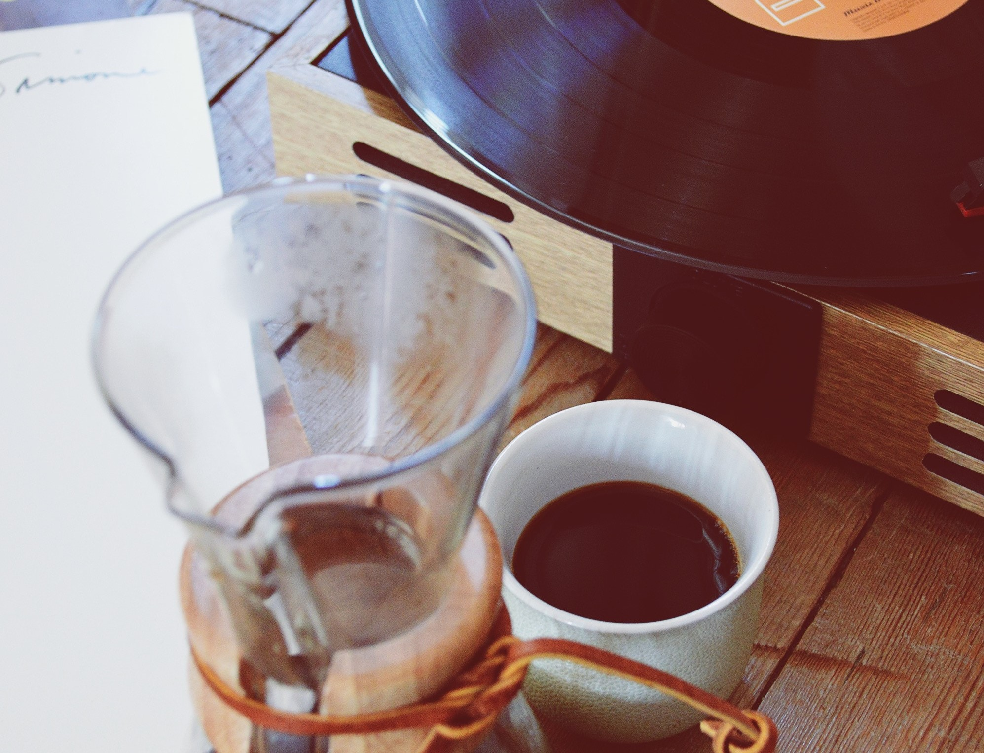 Music & Coffee
