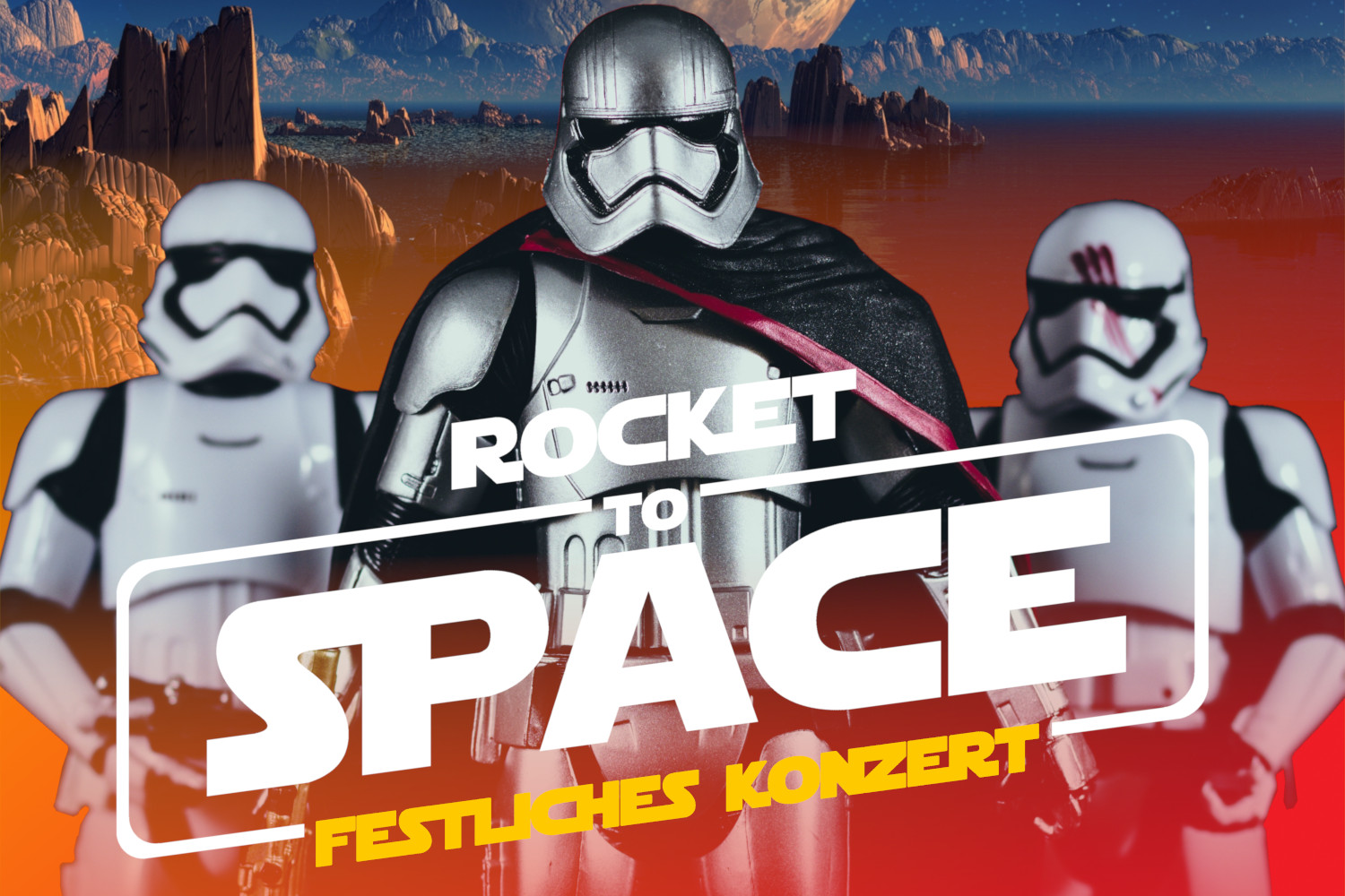 Festliches Konzert 2019 – Rocket to Space